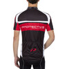 Protective Matthew Miehet Pyöräilypaita lyhythihainen , punainen/musta